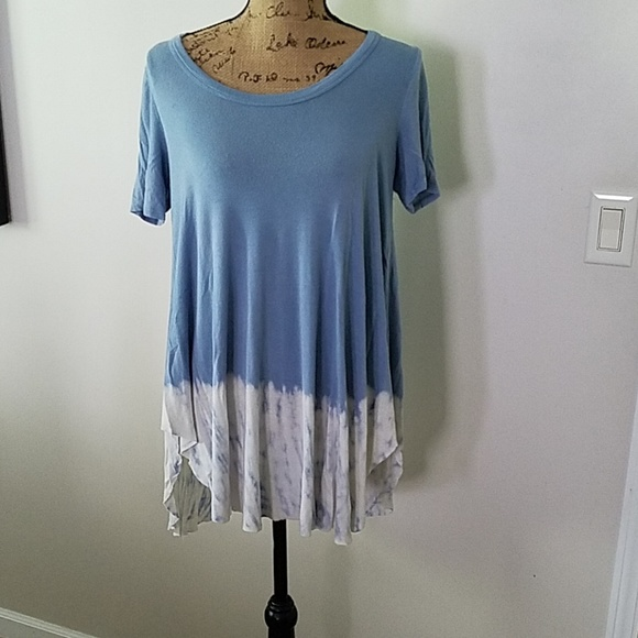 Primi Tops - High low tunic sz M